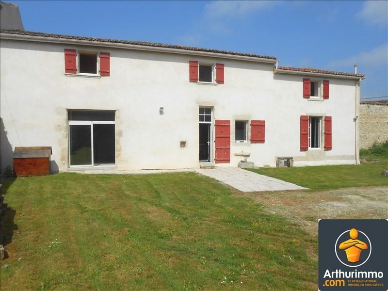 Sale house / villa Aulnay 168800€ - Picture 1