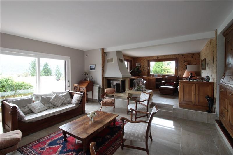 Vente maison / villa Veyrier du lac 1250000€ - Photo 4