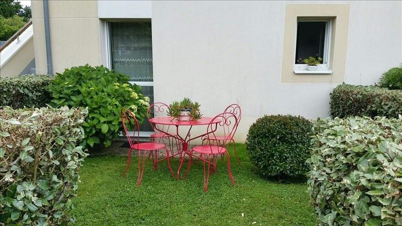 Verkoop  appartement Fouesnant 160500€ - Foto 4
