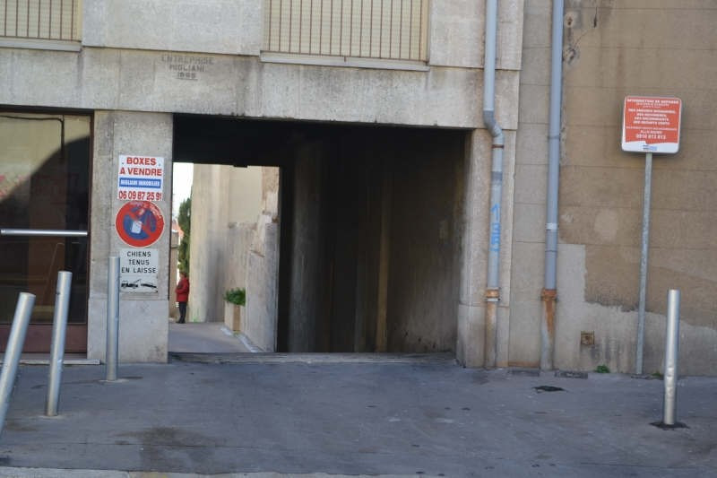Location parking Marseille 4ème 119€ CC - Photo 2