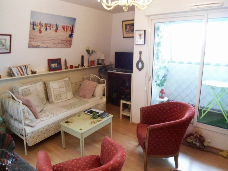 Sale apartment Touques 151200€ - Picture 2