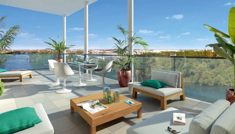 Vente appartement Toulouse 704000€ - Photo 2