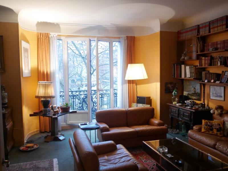 Deluxe sale apartment Paris 17ème 1560000€ - Picture 4