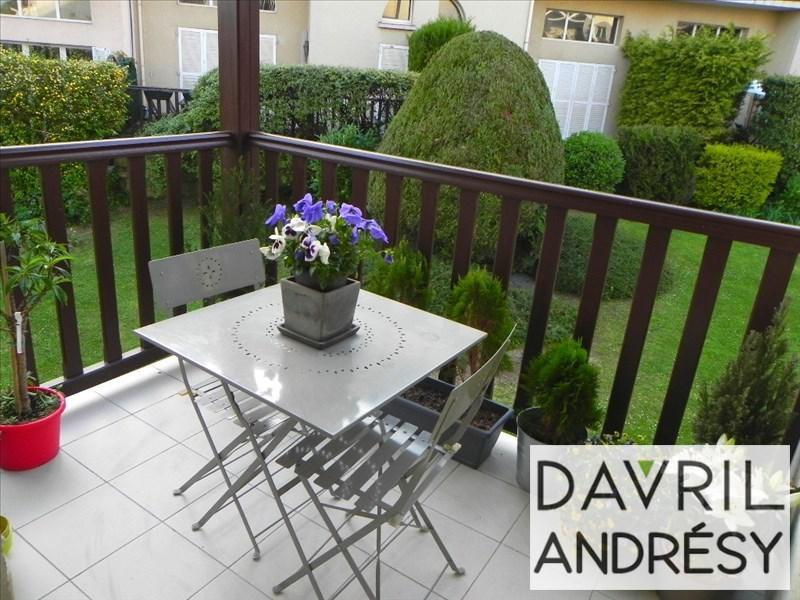 Revenda residencial de prestígio apartamento Andresy 179500€ - Fotografia 10