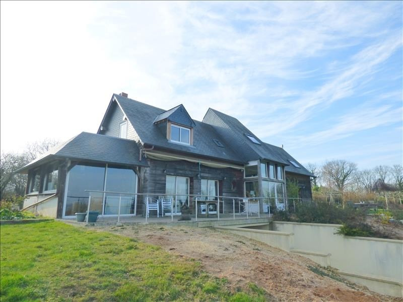 Deluxe sale house / villa Villers sur mer 990000€ - Picture 1