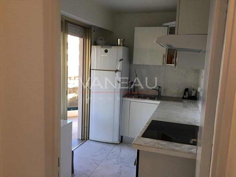 Vente de prestige appartement Juan-les-pins 269000€ - Photo 5