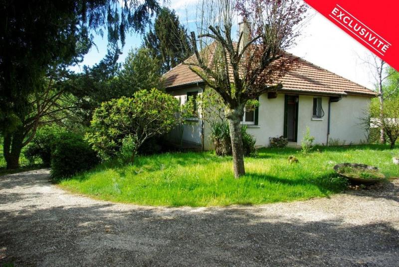 Vente maison / villa Pourrain 115000€ - Photo 1