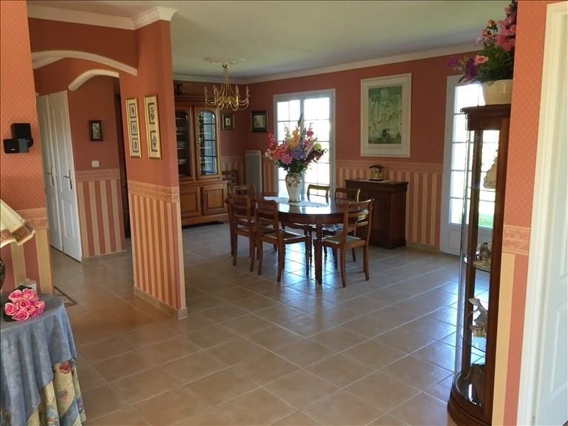 Vente maison / villa Liguge 399900€ - Photo 6