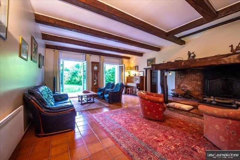Sale house / villa Dremil lafage 429500€ - Picture 5