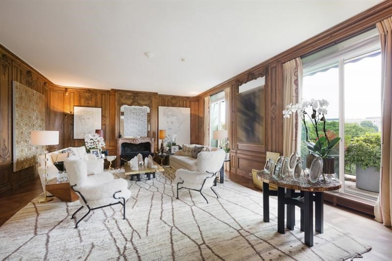 Verkoop van prestige  appartement Paris 16ème 8450000€ - Foto 4
