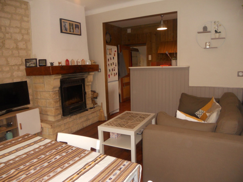 Sale house / villa Grainville langannerie 109900€ - Picture 1