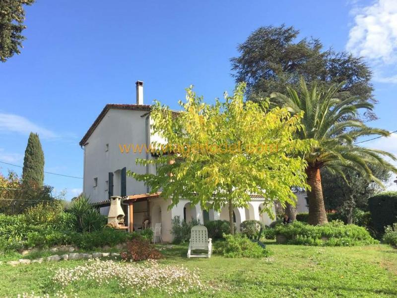 Vendita nell' vitalizio di vita casa Cagnes-sur-mer 169000€ - Fotografia 2