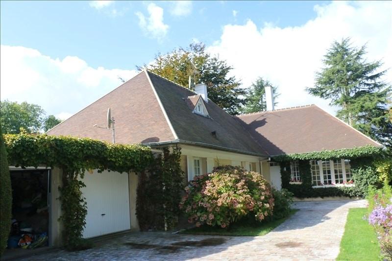 Sale house / villa Crespieres 645000€ - Picture 2