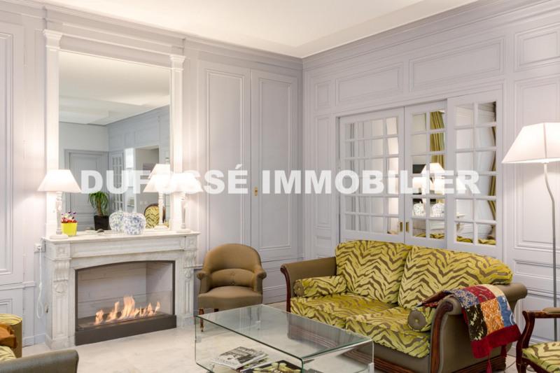 Vente de prestige appartement Lyon 6ème 670000€ - Photo 4