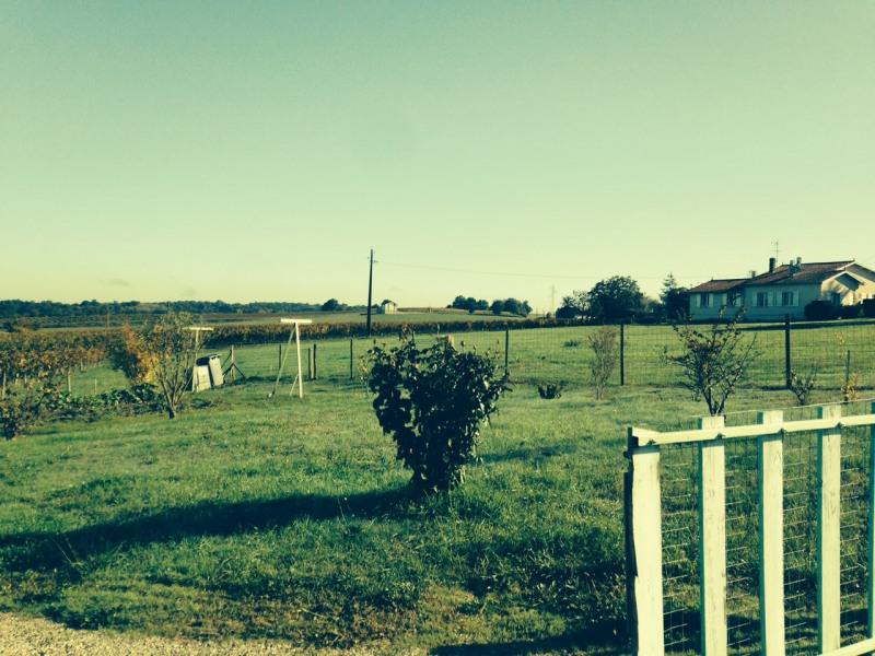 Verkoop  huis Montagoudin 114500€ - Foto 4