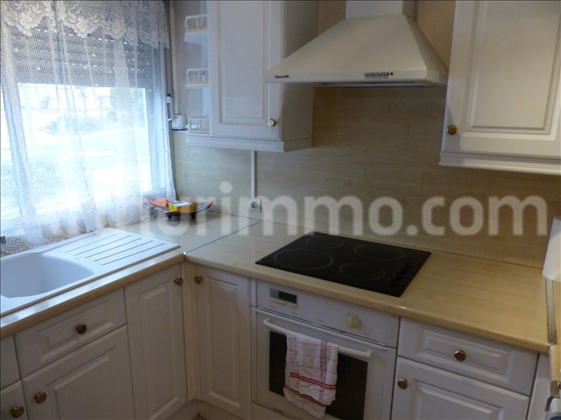Vente de prestige appartement Le lavandou 350 000€ - Photo 6