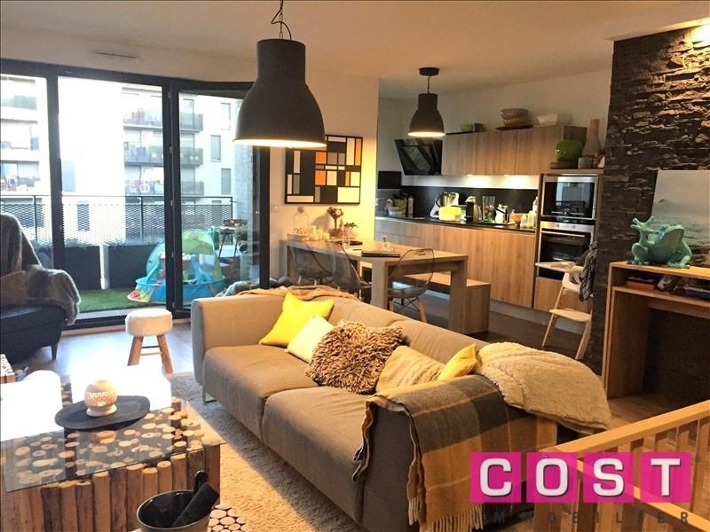 Venta  apartamento Asnieres sur seine 465000€ - Fotografía 1