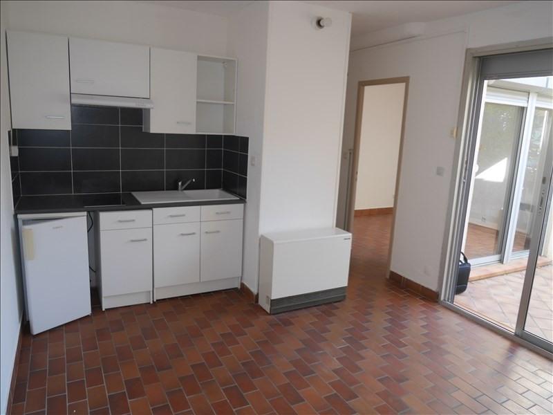 Vendita appartamento Le barcares 68000€ - Fotografia 1