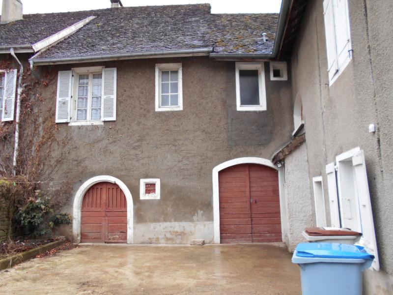 Vente maison / villa Conliège 88000€ - Photo 1