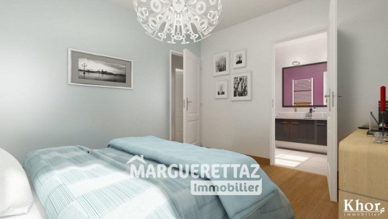 Vente maison / villa Viuz-en-sallaz 287500€ - Photo 4