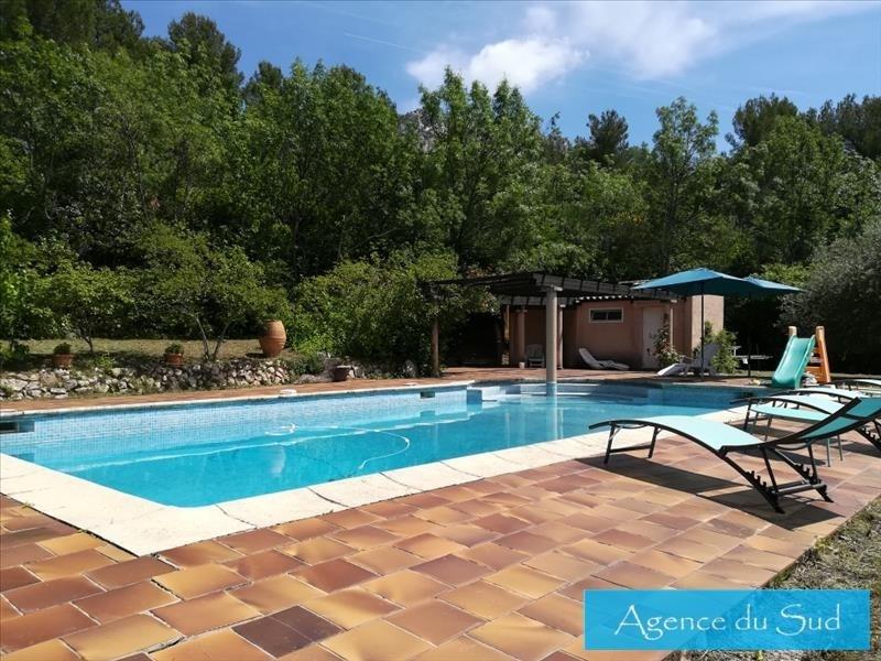Vente de prestige maison / villa Roquevaire 835000€ - Photo 3