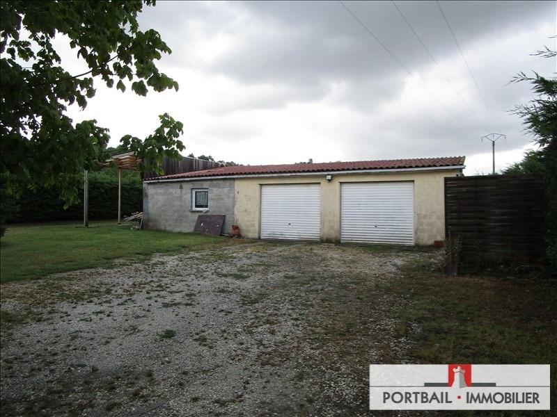 Sale house / villa Cartelegue 148200€ - Picture 2
