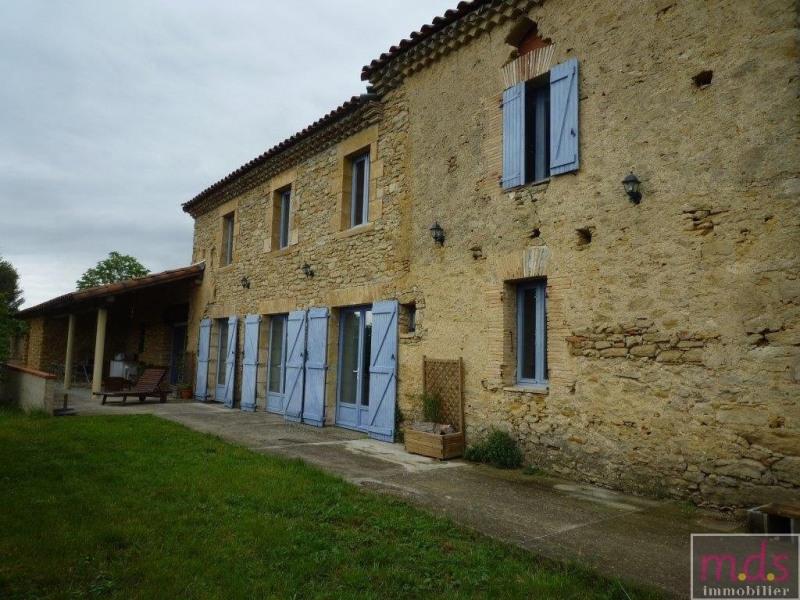 Deluxe sale house / villa Villefranche de lauragais 13 mn 426000€ - Picture 1