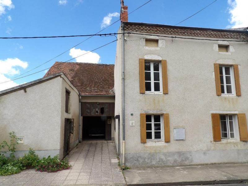 Maison de village Ébreuil
