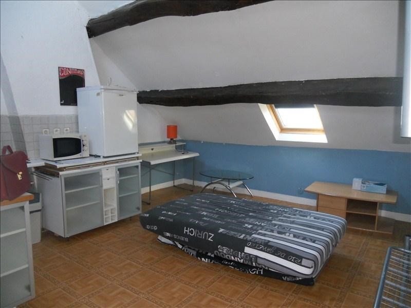 Rental apartment Neuilly st front 385€ CC - Picture 1