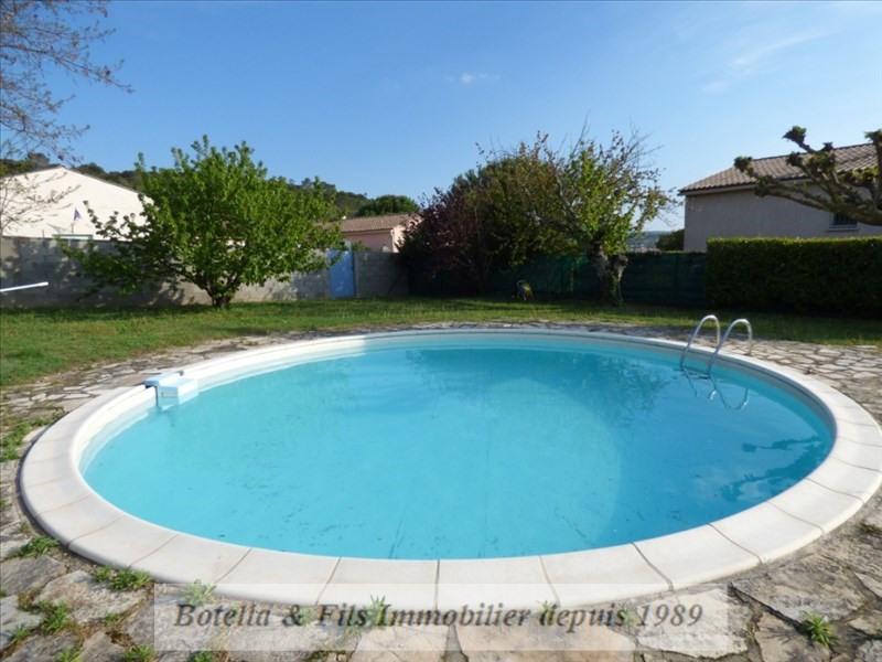 Vente maison / villa Goudargues 237000€ - Photo 2