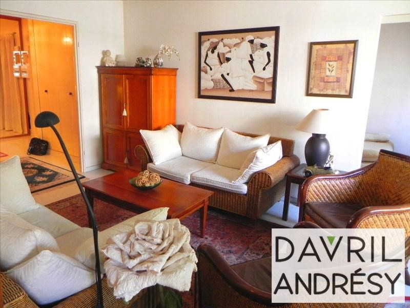 Sale apartment Andresy 210000€ - Picture 2