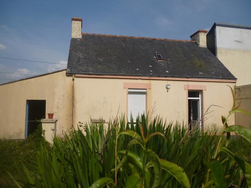 Sale house / villa Plouhinec 127200€ - Picture 1