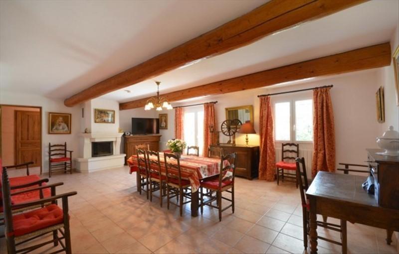Vente maison / villa Mormoiron 422000€ - Photo 2