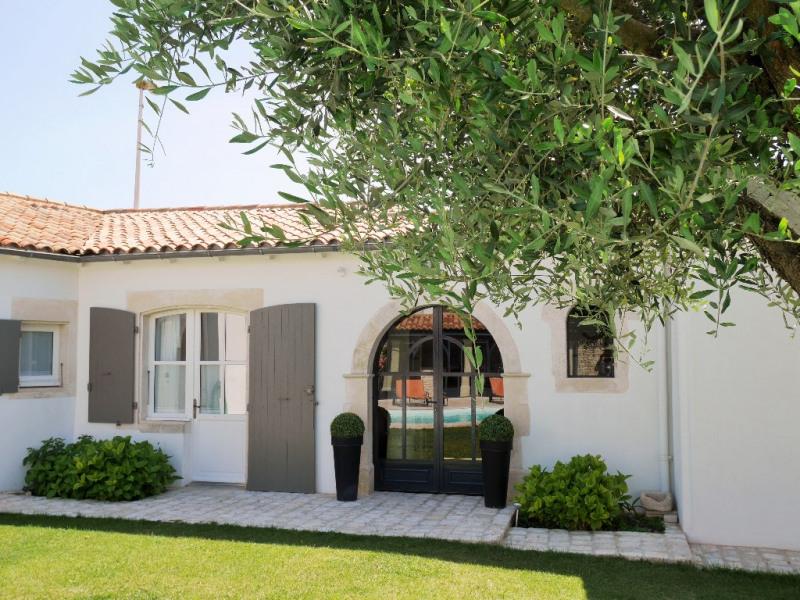 Vente de prestige maison / villa Le bois plage en re 2677500€ - Photo 3