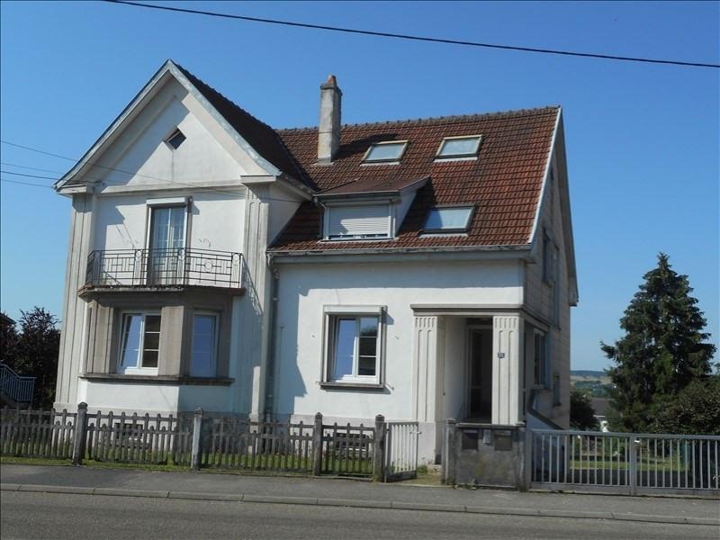 Vente maison / villa Sarre union 179000€ - Photo 1