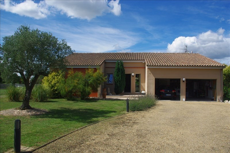 Sale house / villa Pompignan 369000€ - Picture 1