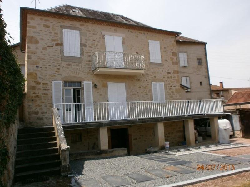 Sale house / villa Figeac 222600€ - Picture 1