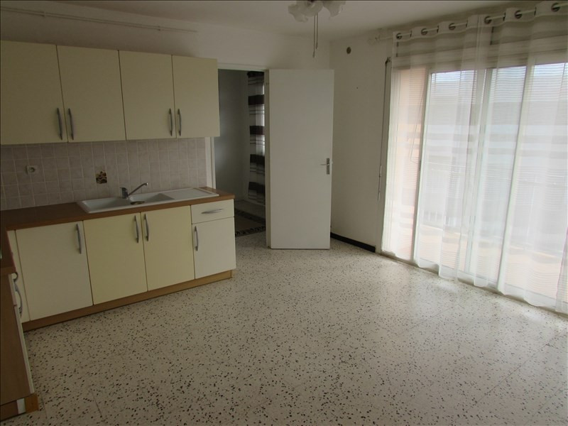 Sale apartment Valras plage 99 000€ - Picture 1