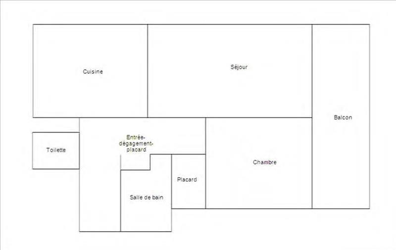 Vente appartement Garches 299000€ - Photo 10