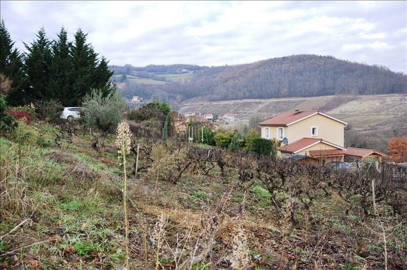 Vente terrain Liergues 115000€ - Photo 1