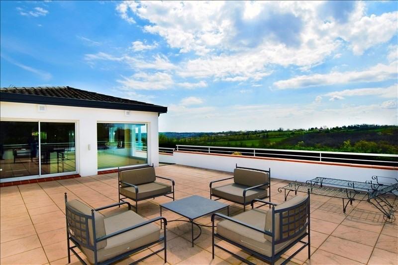 Deluxe sale house / villa Rouffiac tolosan 739000€ - Picture 10