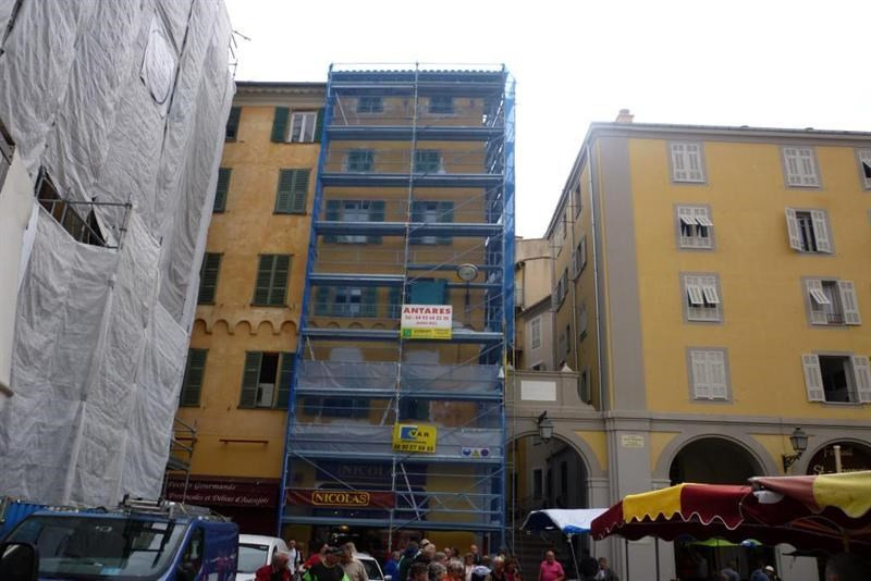 Sale apartment Nice 160000€ - Picture 2