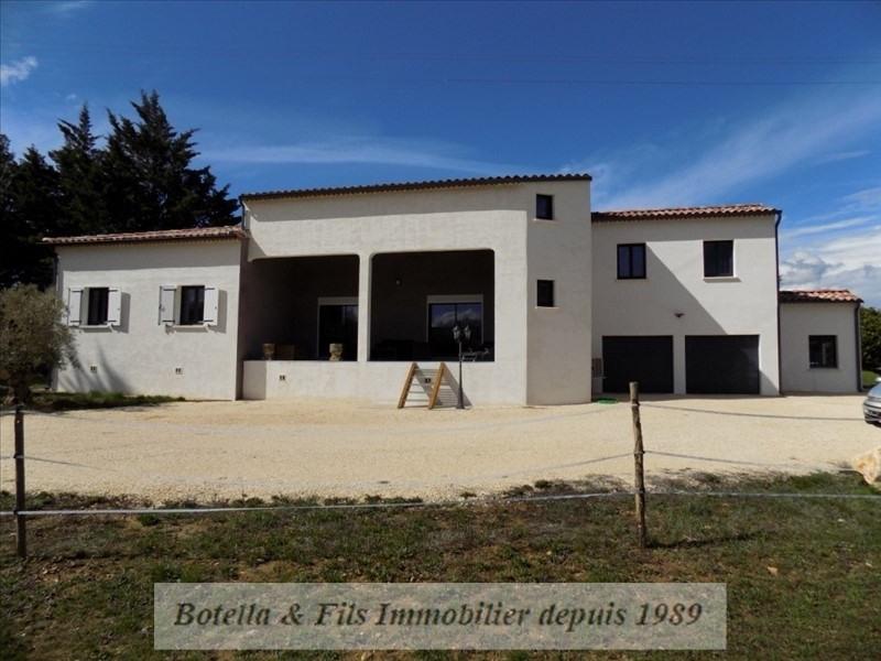 Vente maison / villa Barjac 288000€ - Photo 1
