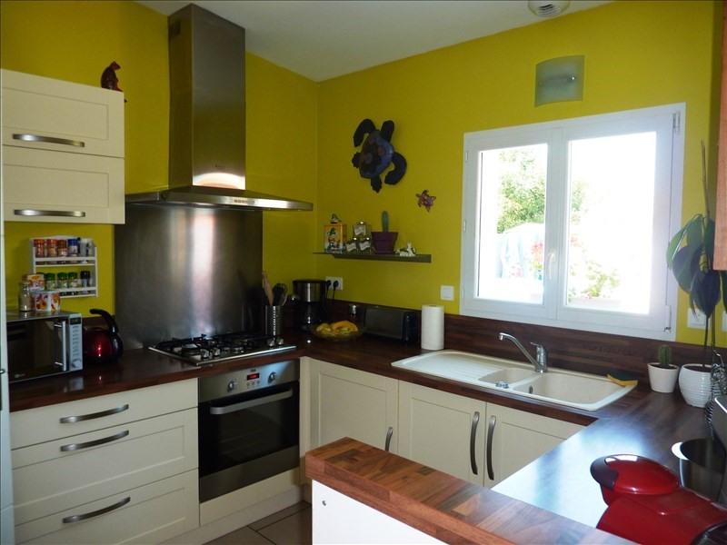 Vente maison / villa Commequiers 213000€ - Photo 6