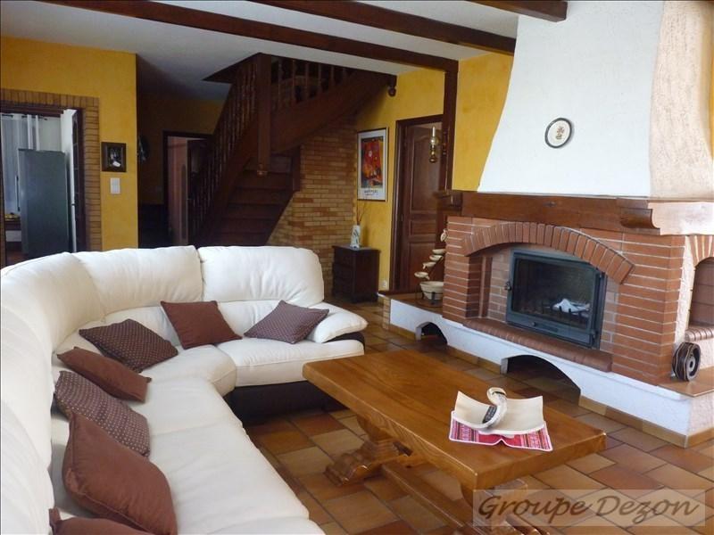 Vente maison / villa Lespinasse 299000€ - Photo 2