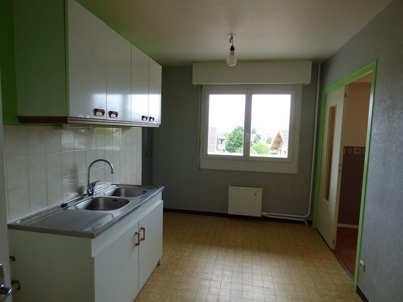 Rental apartment Aix les bains 910€ CC - Picture 1