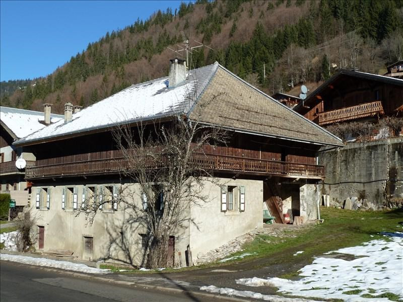 Deluxe sale house / villa Montriond 795 000€ - Picture 1