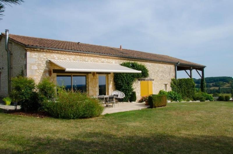 Sale house / villa Villereal 425250€ - Picture 1