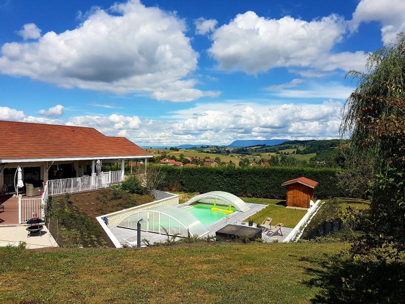 Deluxe sale house / villa Valencogne 570000€ - Picture 1