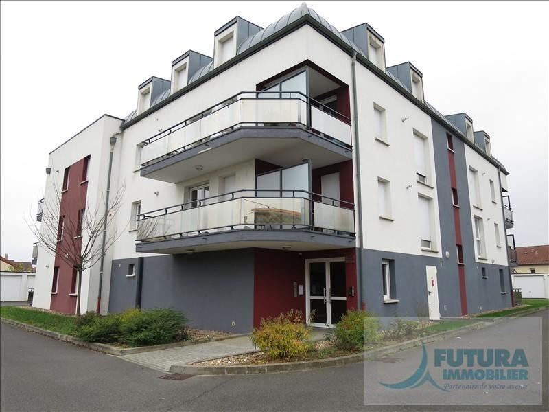 Vente appartement Mondelange 310000€ - Photo 1